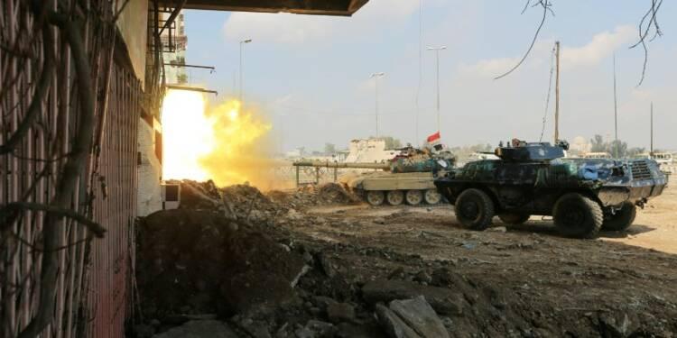 La bataille de Mossoul entre dans sa dernière phase, dit Al Abadi