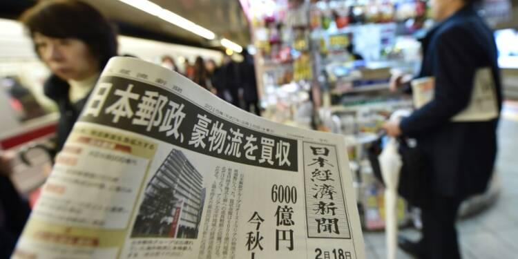 Assurance: Sompo Japan va racheter l'américain Endurance pour 5,6 milliards d'euros