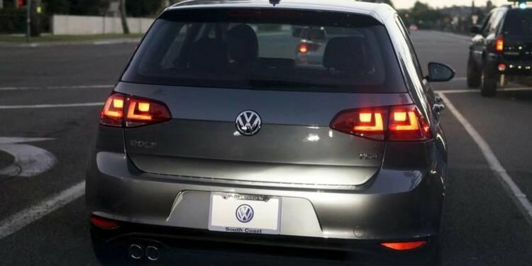 VW parie sur un nouveau modèle de Golf pour relancer sa marque