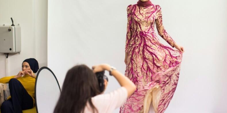 La mode islamique a le vent en poupe en Turquie