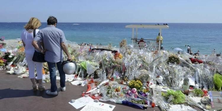 Quatre millions d'euros d'indemnisation pour les victimes à Nice