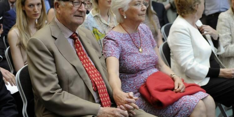 L'ex-roi belge Albert II convoqué pour un procès en paternité