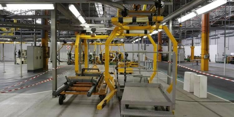 PSA vend des terrains de l'ex-usine d'Aulnay pour le Grand Paris