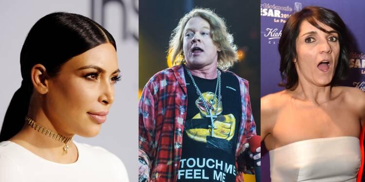Comme Kim Kardashian, ces stars ont été victimes de vol en France