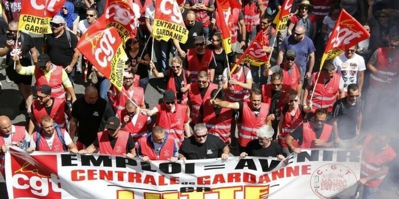 La CGT reste à l'offensive contre la loi Travail