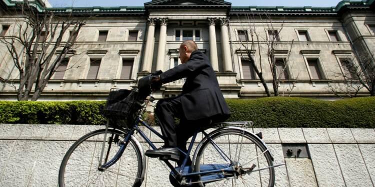 Les taux négatifs, future pierre angulaire de la Banque du Japon