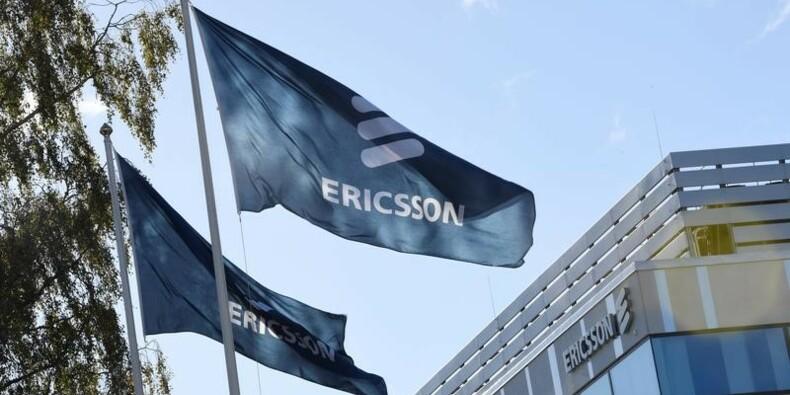 Ericsson abaisse la prévision de croissance des réseaux