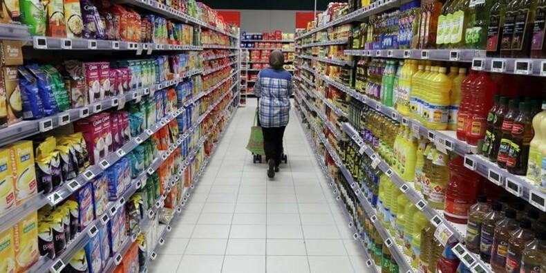 Consommation des ménages en baisse de 0,8% en décembre