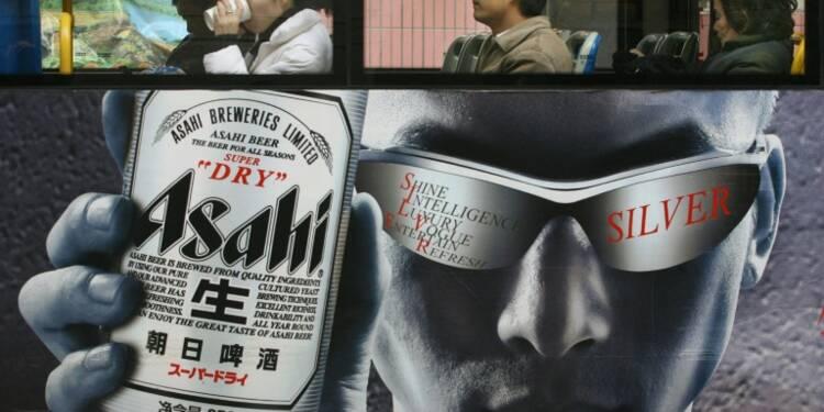 Bière: le japonais Asahi ne souhaite pas faire une offre sur des actifs de SABMiller