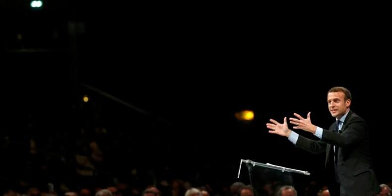 Selon un sondage 27% des Français pourraient voter pour Macron