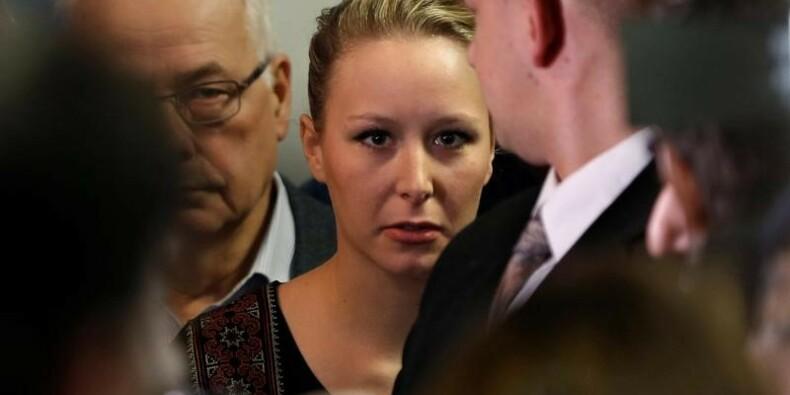 Maréchal-Le Pen plébiscitée par les sympathisants FN