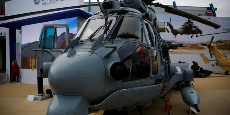 Airbus confirme que Singapour lui a commandé des hélicoptères