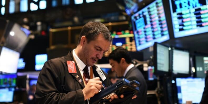 Possible victoire de Trump: les marchés américains dévissent