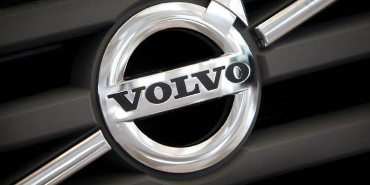 Baisse du bénéfice de Volvo au 3e trimestre
