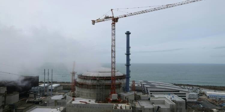 Travail au noir sur le chantier de l'EPR: des amendes plus lourdes requises