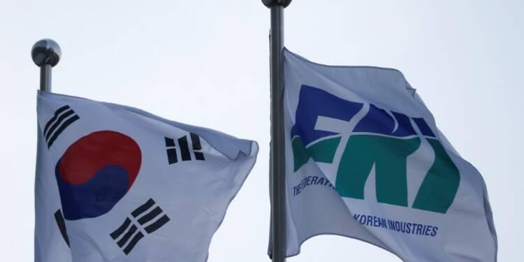 La Corée du Sud abaisse sa prévision de croissance 2017 à 2,6%