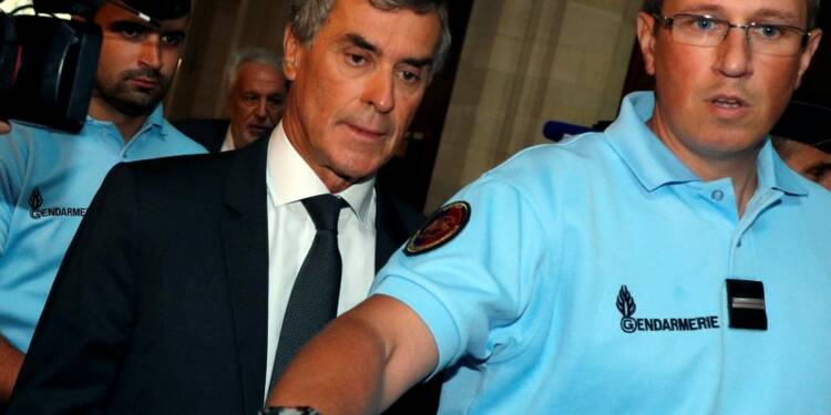 Cahuzac dit avoir eu un compte en Suisse pour financer Rocard