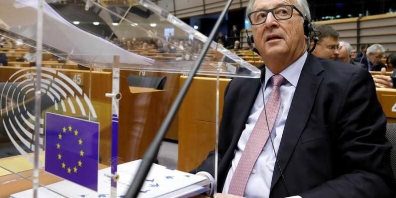 Juncker dévoile son Livre blanc sur l'avenir de l'UE