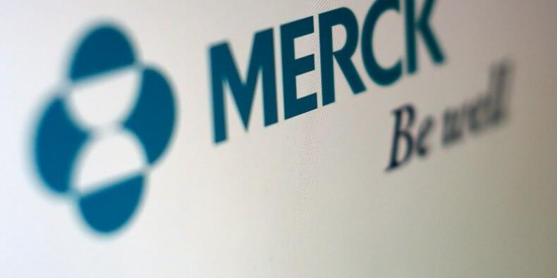 Merck relève ses prévisions après un 3e trimestre meilleur que prévu