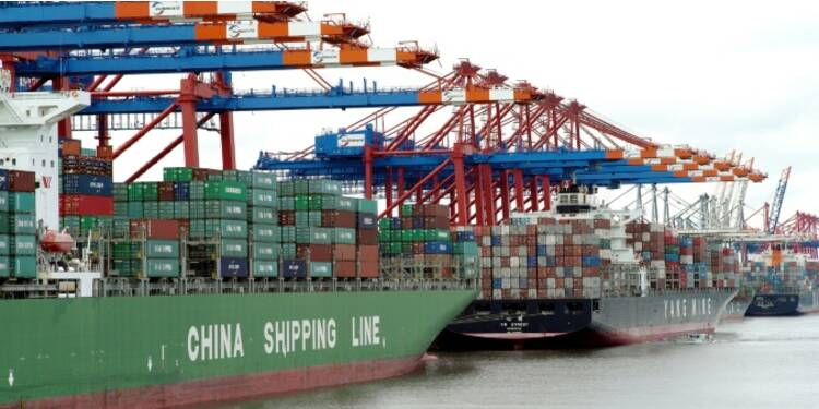 Allemagne: les exportations souffrent en juillet, l'excédent commercial se réduit