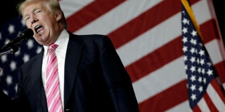 Trump a pu éviter de payer des impôts pendant des années