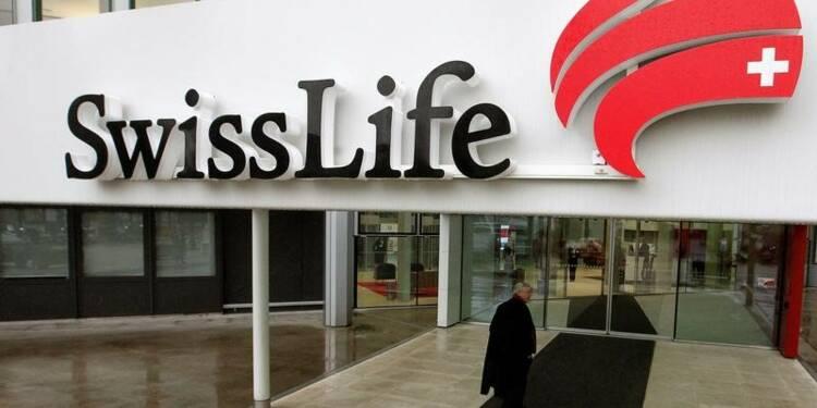 Swiss Life: Profit en hausse de 5%, dividende proposé à 11 francs