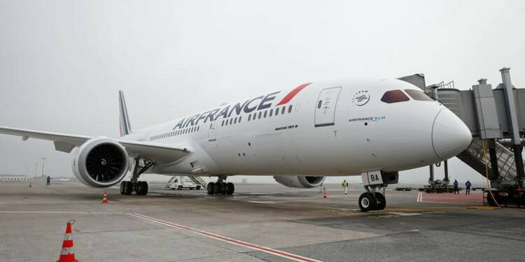 Air France prend acte de la suspension du décret Trump