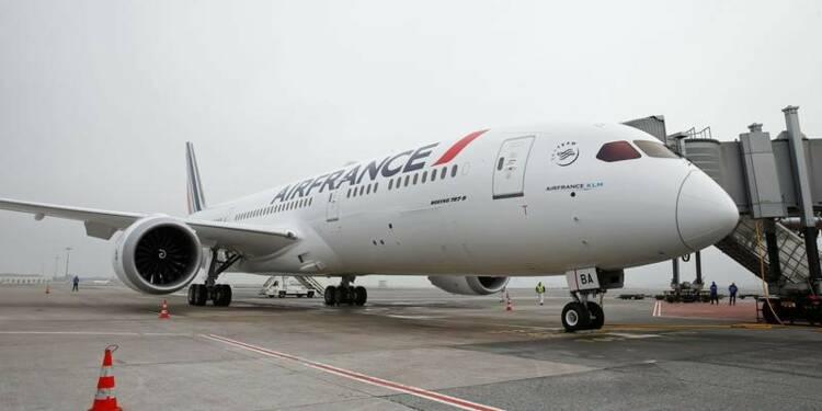 Air France prend acte de la suspension du décret Trump