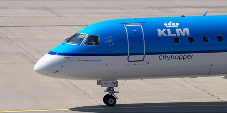 Air France-KLM peut dire merci à KLM