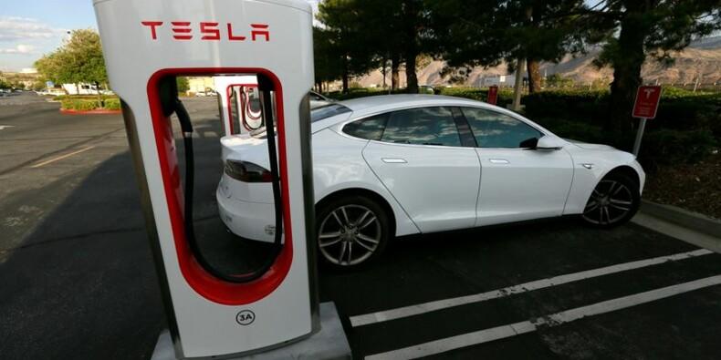 Premier bénéfice trimestriel net de Tesla depuis plus de 3 ans