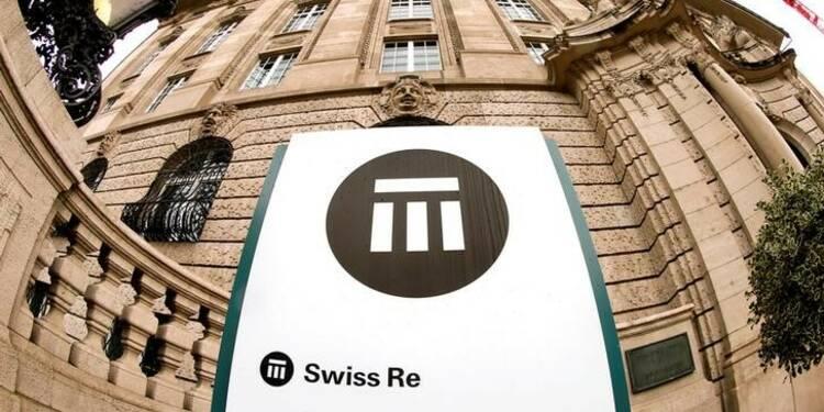 Swiss Re confirme ses objectifs malgré une chute de son bénéfice