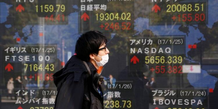 La Bourse de Tokyo finit en nette hausse
