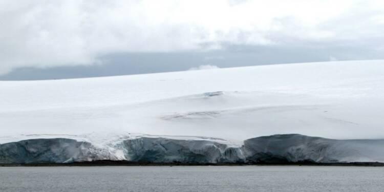 Recul historique de la banquise aux deux pôles en janvier