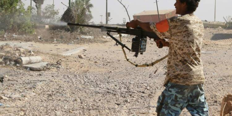 Libye: la compagnie nationale pétrolière dit préparer la reprise des exportations