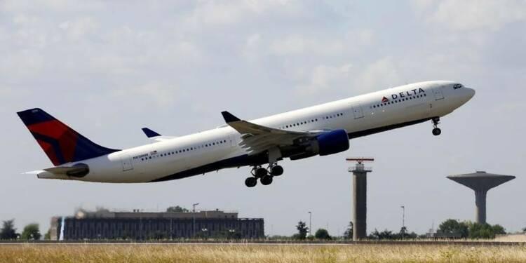 Delta Air réduit ses prévisions après une panne informatique
