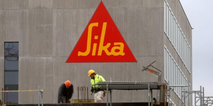 Sika: La famille veut négocier dans l'affaire Saint-Gobain