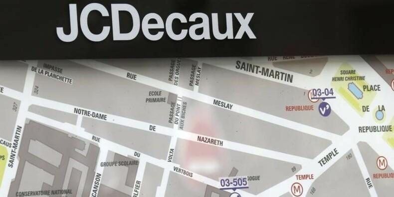 JCDecaux prévoit un coup de frein au quatrième trimestre