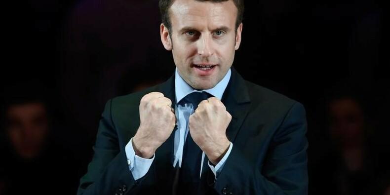 CORR-L'écart entre Macron et Le Pen se resserre
