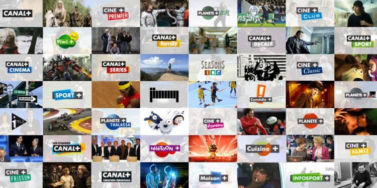 Canal+ veut en offrir plus à ses abonnés pour moins cher