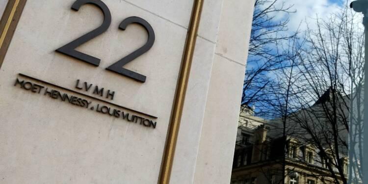 LVMH prudent pour 2017 après un millésime 2016 record