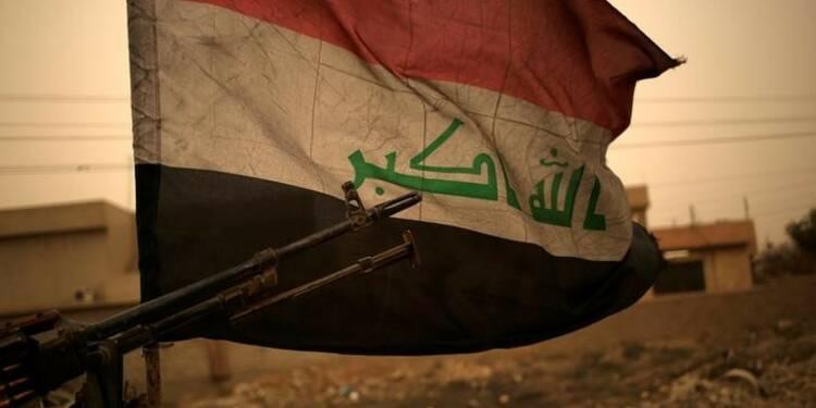 L'armée irakienne avance vers Hammam al Alil, au sud de Mossoul