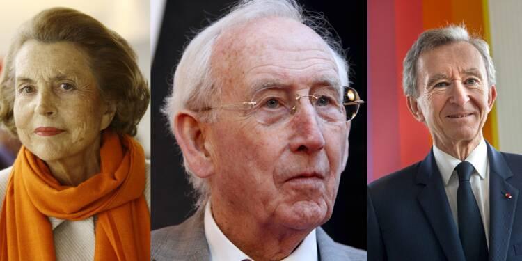 EXCLUSIF -  Les 100 Français les plus riches en 2016