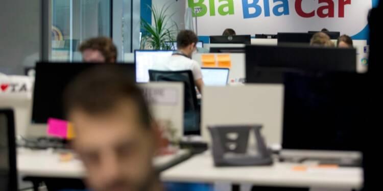 BlaBlaCar lève 21 millions d'euros auprès d'une société russe