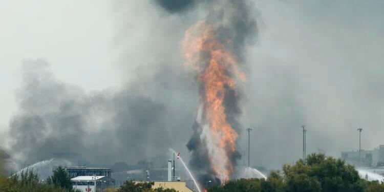Explosions sur deux sites BASF en Allemagne, deux morts