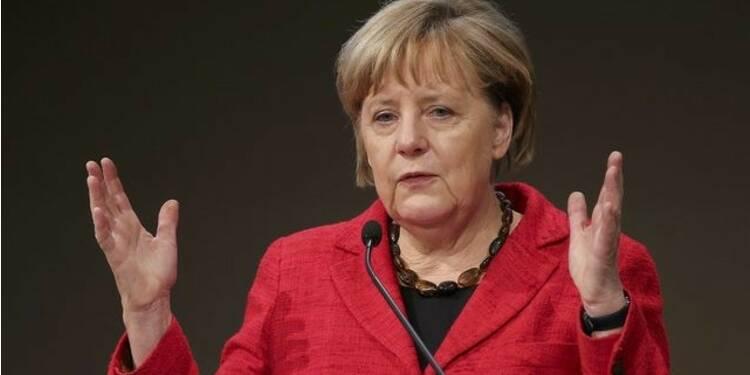 Merkel annonce 6 milliards d'euros de baisses d'impôts