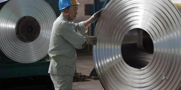 L'UE fixe des droits anti-dumping sur de l'acier chinois