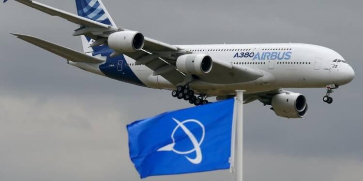 Airbus dépassera Boeing en matière de livraisons d'ici 2020