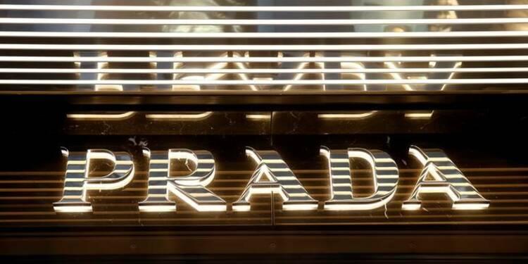 Prada voit une amélioration après un CA 2016 en baisse