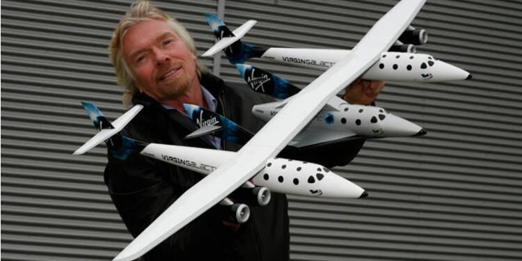 Richard Branson (né en 1950), Virgin : la meilleure pub du groupe, c'est son très excentrique patron