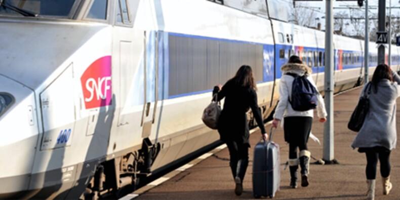 Les trains de la SNCF accumulent les retards